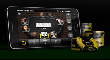 Application mobile de Bwin sur mobiles Android