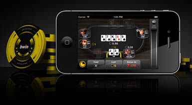Application mobile de Bwin.fr sur iPhone/iPad